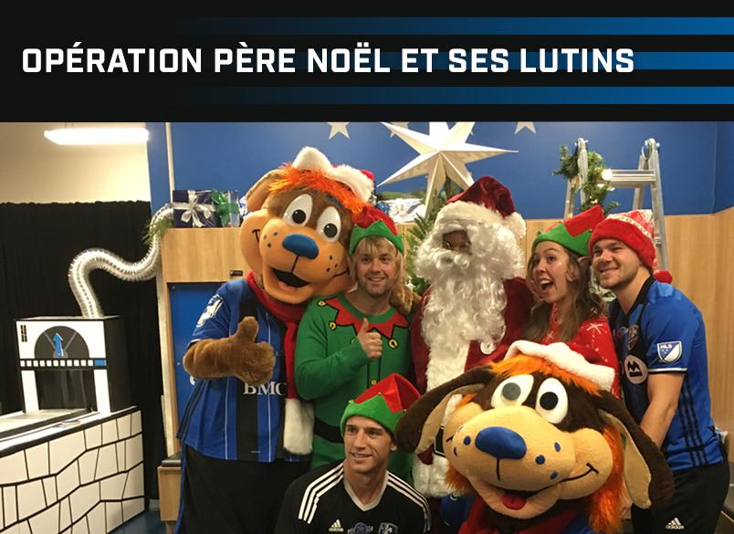 Opération Père Noël et ses lutins